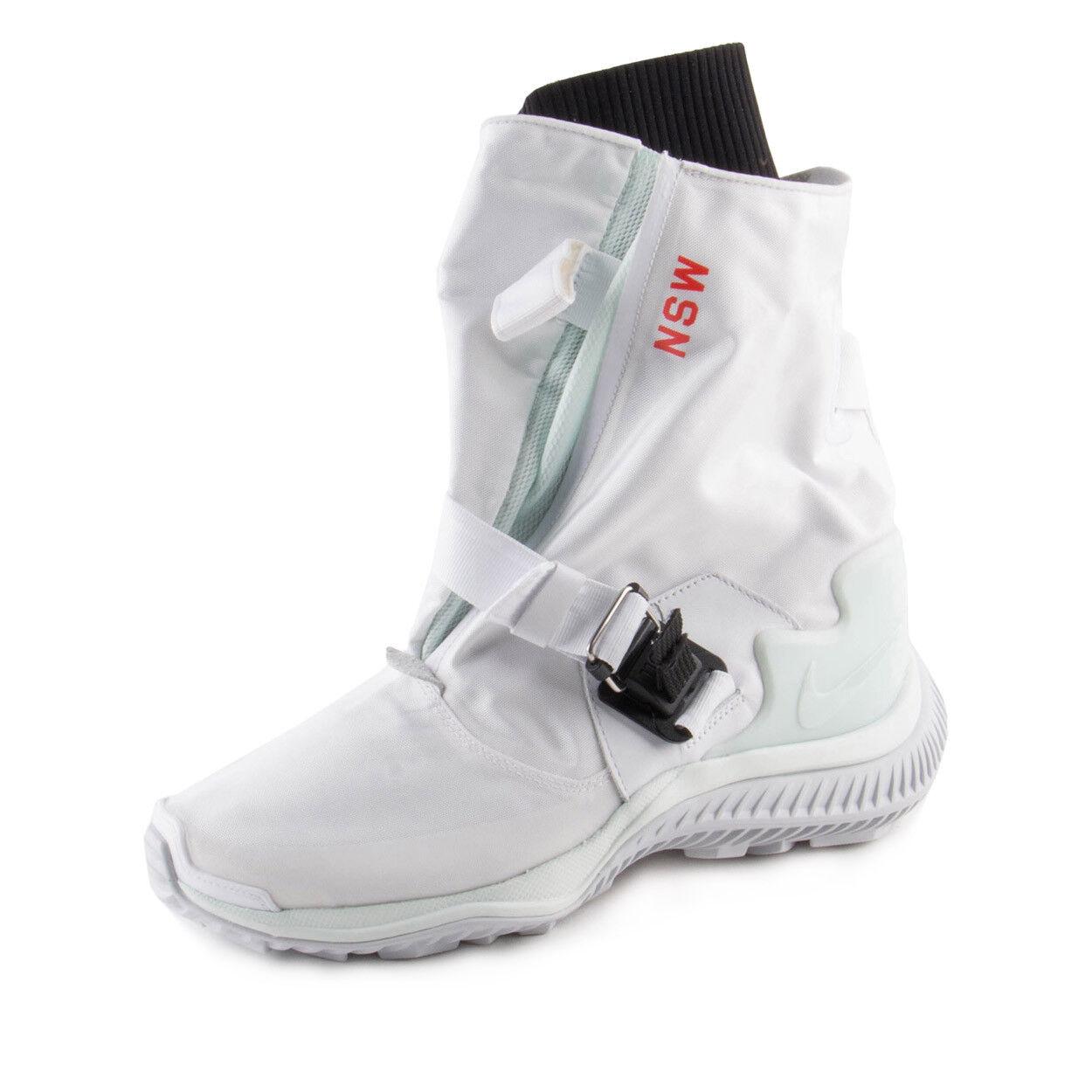 Nike Womens Wmns NSW Gaiter Boot White Barley Green AA0528-100