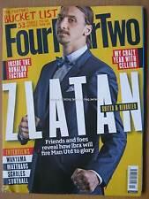 FourFourTwo November 2016 Zlatan Ibrahimovic Lothar Matthaus Victor Wanyama