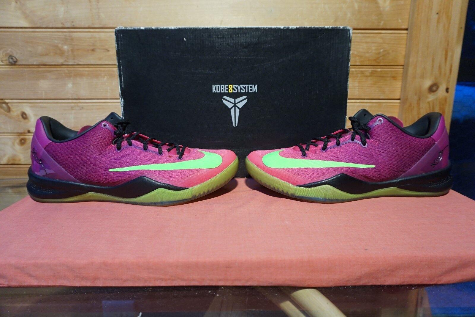 e2a70479991e 2013 Nike Kobe 8 System System System MC Mambacurial Sz 10 (0708) 615315-