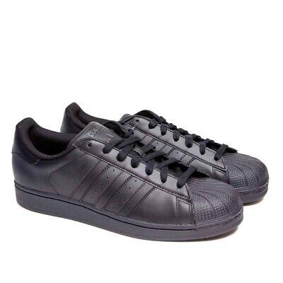 Adidas Men's Black Originals Superstar Sneaker Casual Shell Toe AF5666 Size 9 888597686742 | eBay