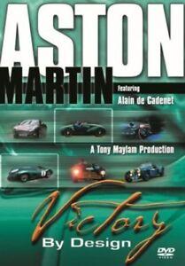 ASTON-MARTIN-VICTORY-BY-DESIGN-DVD-RACING-CARS-BIRA-ULSTER-16V-TWIN-CAM-DBS-V8