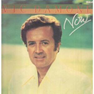 VIC-DAMONE-Now-LP-VINYL-UK-Rca-12-Track-Ints5080