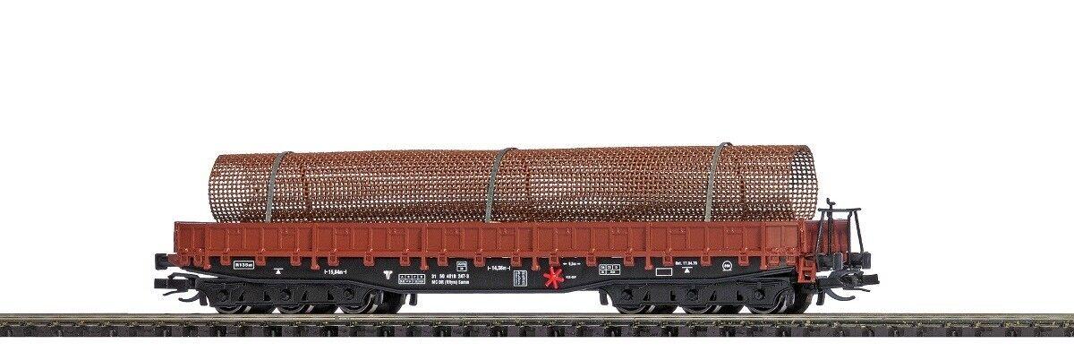 Cochero de plataforma HS Bush 31171 con jaula de refuerzo para hormigón pilares DR SP TT