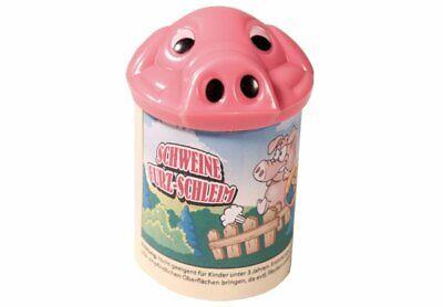 Schwein Furz Schleim Pups Scherzartikel  Dose Pupsschleim Kindergeburtstag Slime