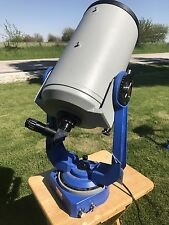 "Dynamax Criterion 8"" Telescope SCT Vintage w/ Original Manuals"