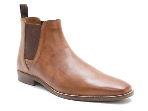 Red Tape Tapton Tan Leather Mens