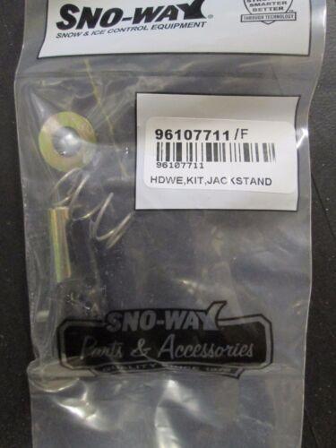 Sno Way 96107711 jack stand hardware kit