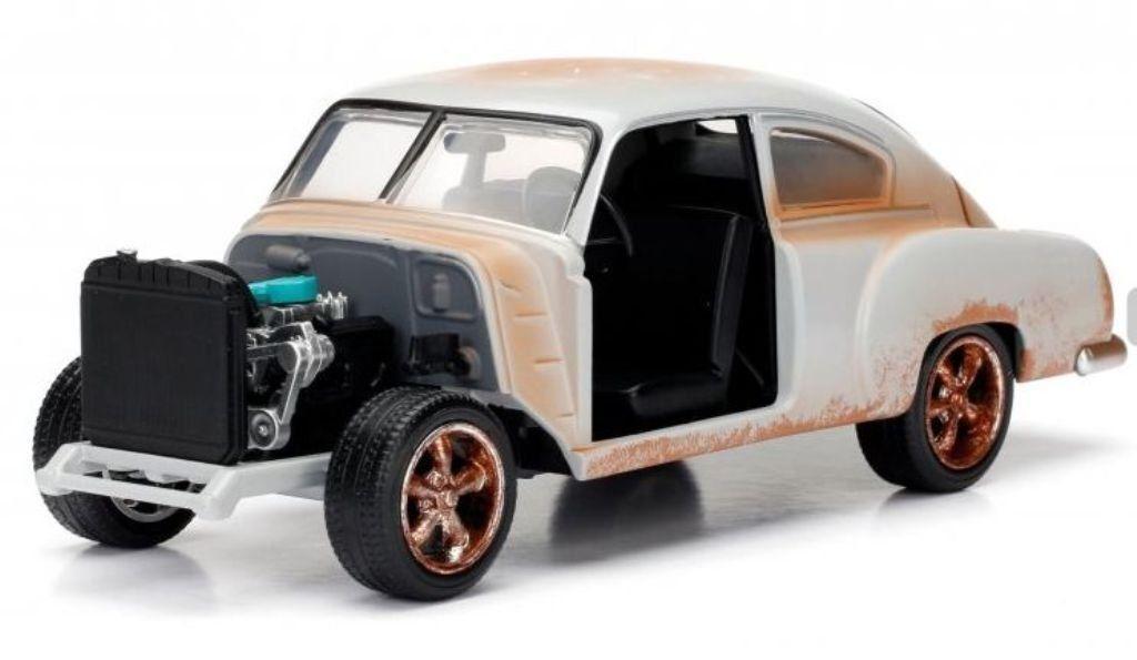 Cargador de hielo de Dom-gris 'Rápido y y y Furioso 8' 1 24 modelo de coche e97268