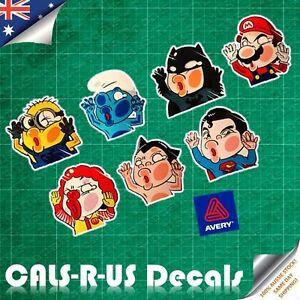 JDM-Dabbing-Batman-Mario-Superman-Minion-Hitting-Window-Car-Decal-Sticker-Avery