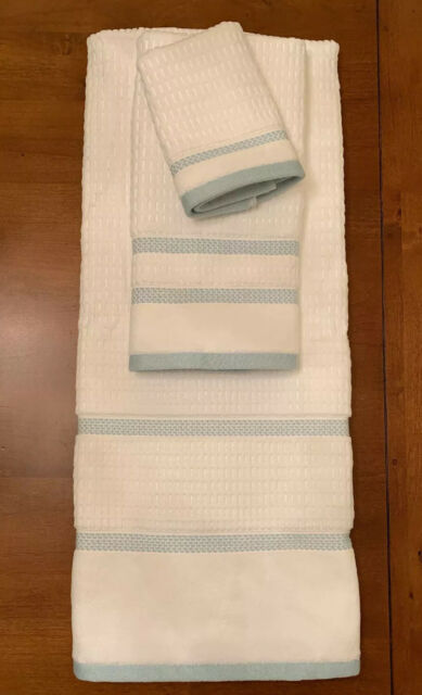 """Set of 2 Royal Tradition Luxury Combed Cotton Bath Sheets 33/"""" x 63/"""""""