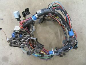 1977 Pontiac Ventura interior dash panel fuse box wire harness ...