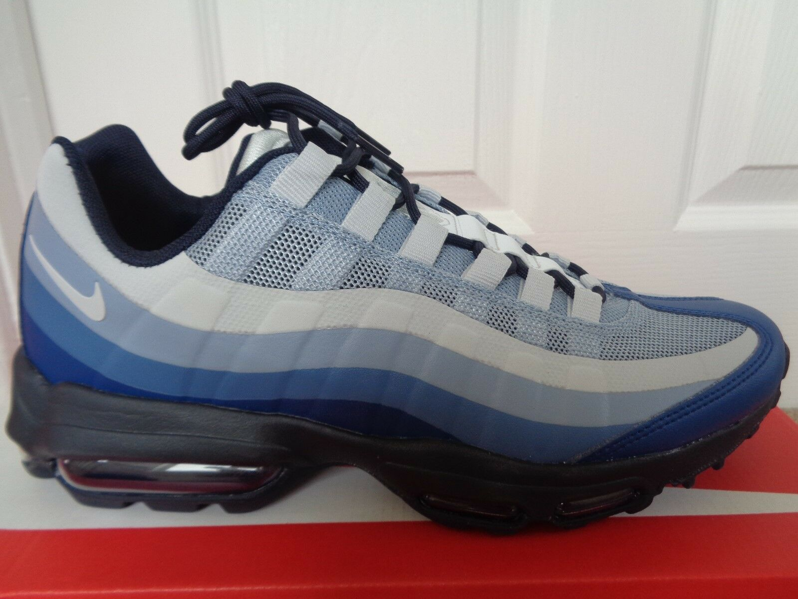 Nike Air max 95 ultra essential trainers shoe 857910 400 uk 7 eu 41 us 8 NEW+BOX