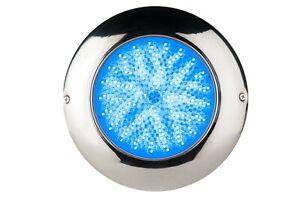 260mm Led Swimming Pool Light RGB 316L Stainless 12V Resin Filled 100ft 35W CE