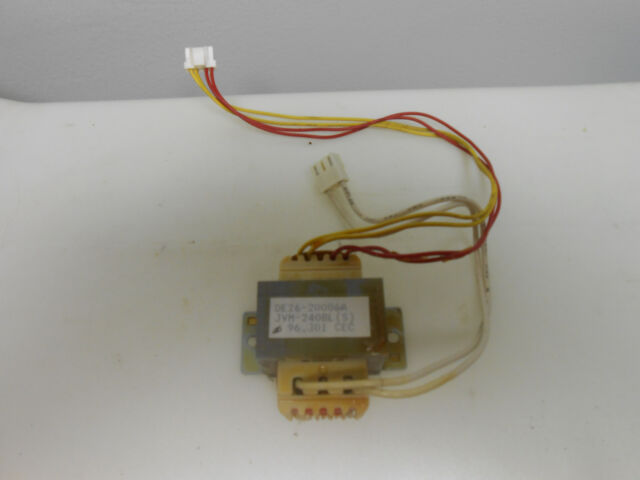 GE General Electric Microwave Oven Low Voltage Transformer WB27X1113 WB27X954