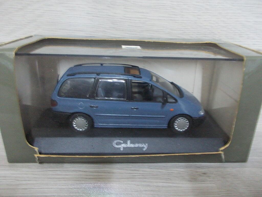 Minichamps 1 43 43 43 - Ford Galaxy - dealer box 26481e