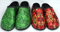 Herren Damen Garten Gartenarbeit Clogs Schuhe Stiefel Wasserdicht Leichte Größe