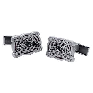 Led Zeppelin Celtic Knot Intricate Cufflinks