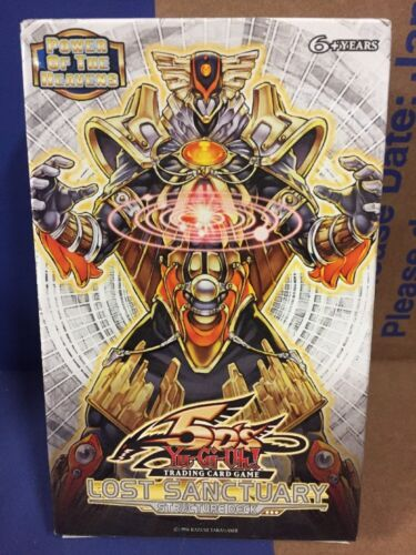 Yu-Gi-Oh Lost Sanctuary Starter Deck For Trading Card Game TCG CCG