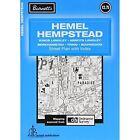 Hemel Hempstead: Tring / Berkhamsted / Bovington / The Langleys by G I Barnett & Son (Sheet map, folded, 2003)