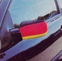 2 X Auto-spiegel-überzug Deutschland Außen-spiegel-fahne Auto-bikini Auto-fahne