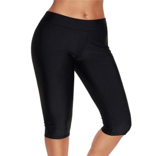 Women Bikini Swim Pants Shorts Bottom Swimwear Sport Yoga Beach Swimsuit N3