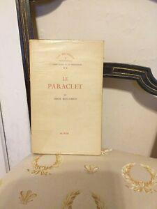 Serge-Boulgakov-Le-Paraclet-Aubier-1946-TBE