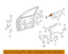 Ford OEM 00-07 Focus Front Door-handle Bezel Left YS4Z5420966AAA | eBay