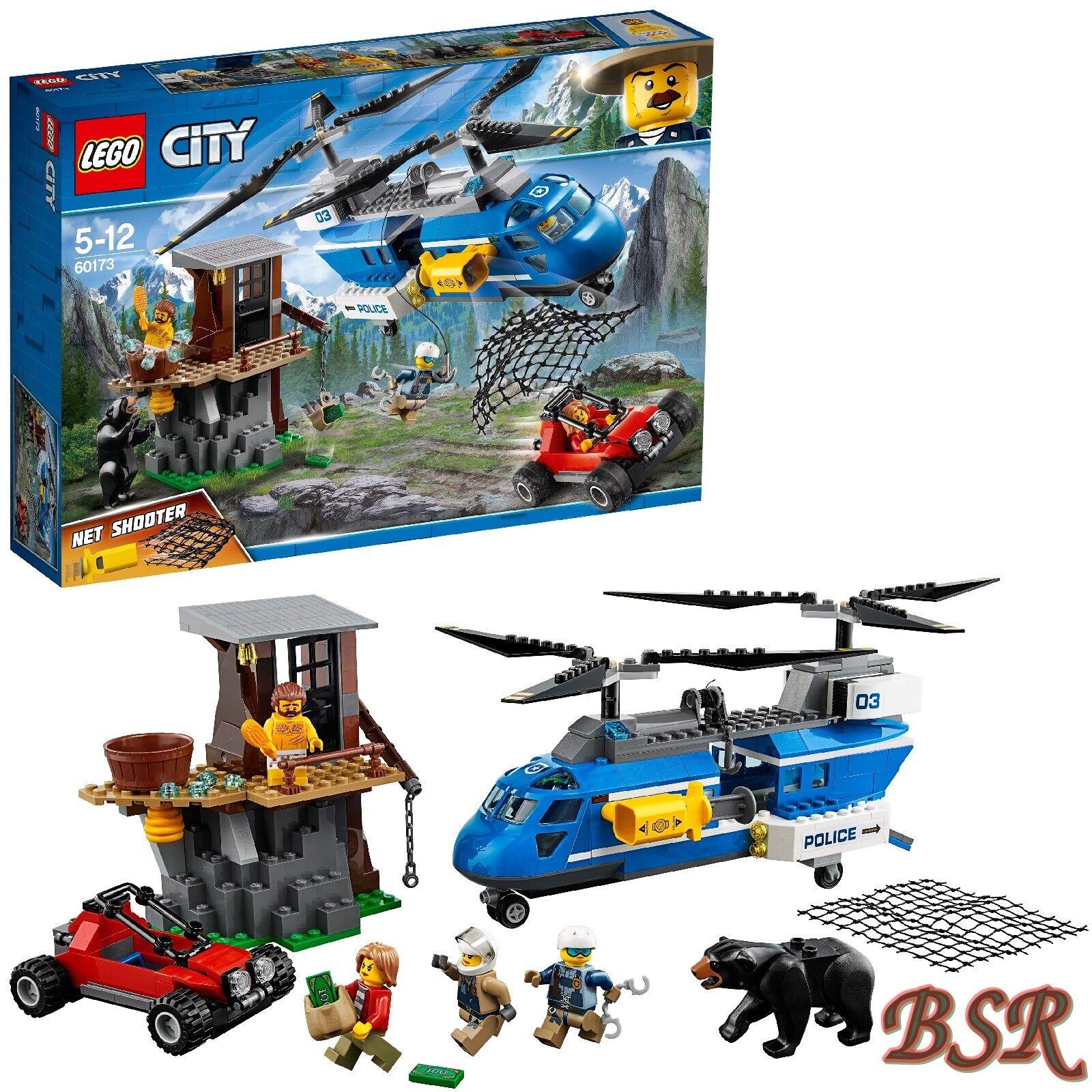 LEGO® City  60173 Festnahme in den Bergen & 0.- Versand & NEU & OVP
