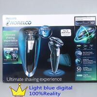 Genuine Philips Norelco Sensotouch 3d Rq1255x Waterproof Body Shave Thoroughly