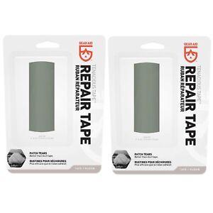 Gear-Aid-Tenacious-Tape-Repair-Tape-Sage-3-034-x20-034-Ultra-Strong-Flexible-2-Pack