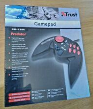 TRUST GAMEPAD VIBRAFORCE FEEDBACK SIGHT FIGHTER DRIVERS FOR PC