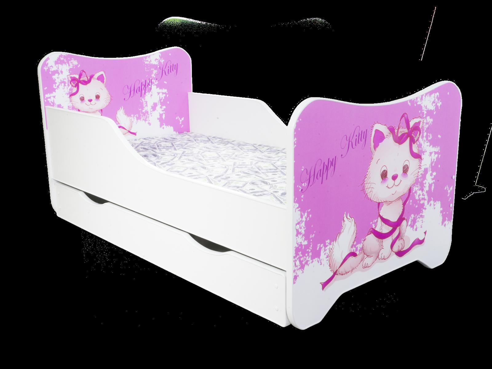 Letto singolo 160x80 BAMBINO CAMERETTA LETTINO bambini con materasso