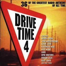 Drive Time 4-36 of the greatest Radio Anthems of all Time Lightning See.. [2 CD]