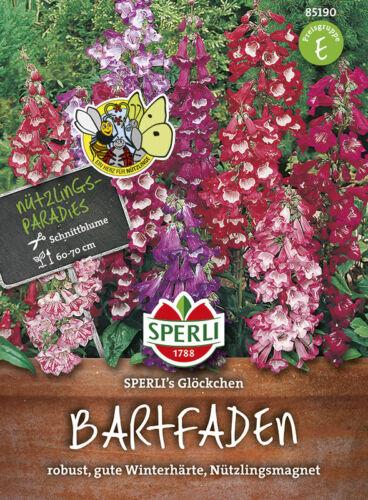 """Sperli /""""bartfaden/"""" Clochette abeilles magnétique Coupe Fleur Graines Fleurs 85190"""