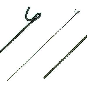 1 25m Metal Steel Fencing Pins Road Pin Stakes Posts X 80