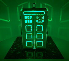 Doctor Who - Mini Tardis Cyberman Edition Night Light Tea Lamp Police Box