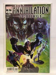 Annihilation-Azote-1-Nm-1st-Estampado-Marvel-Comics