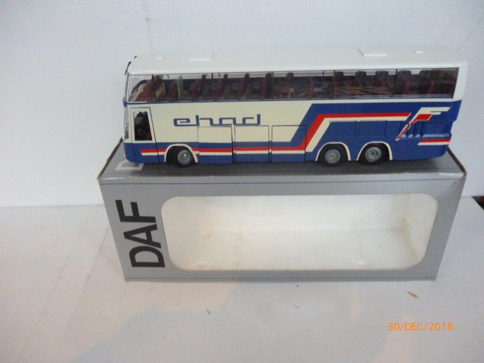 encuentra tu favorito aquí Tekno Tekno Tekno  DAF SBR 3000 EHAD Bus 1 50  Diecast  Reisebus Doppeldecker  NM + BOX  precios mas baratos