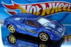 2013 hot wheels world race exclusive lamborghini countach ebay. Black Bedroom Furniture Sets. Home Design Ideas