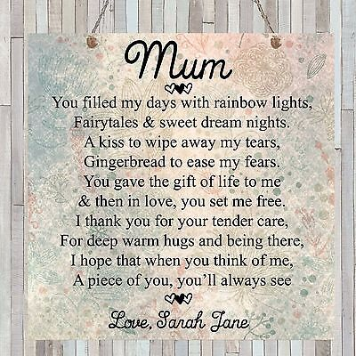 Home Decor Mother Plaque Mummy Wall Sign Mum Mothers Day Gift Mother And Daughter Plaque Home Furniture Diy Labeity Com Poems for mom, poetry ideas to express your feelings for your mum, example of short poems that you can write inside a special birthday or thankyou card. home decor mother plaque mummy wall