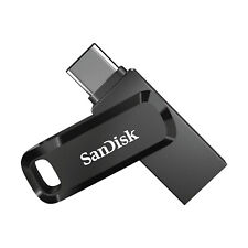 Type C USB Drive SanDisk 32GB 64GB 128GB 256GB Ultra Dual Flash Phone Memory