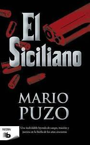 NEW-El-siciliano-Spanish-Edition-by-Mario-Puzo