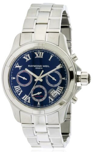 1 of 1 - Raymond Weil Mens Watch 7260-ST-00208