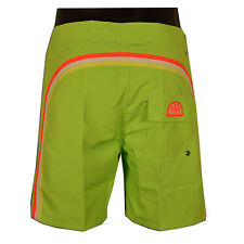 "Sundek - Board Short M503 BDTA100  17"" - 3403 - Colore Fluo Green - Taglia 33"