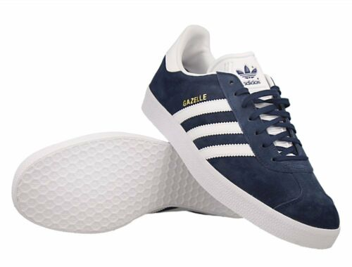 Bb5478 Originals 8 Adidas Navy Uk Mens Collegiate Gazelle Trainers 8IRqRd