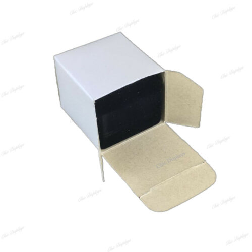 48pc Ring Gift Boxes Black Velvet Ring Boxes Jewelry Boxes HIGH QUALITY Gift Box