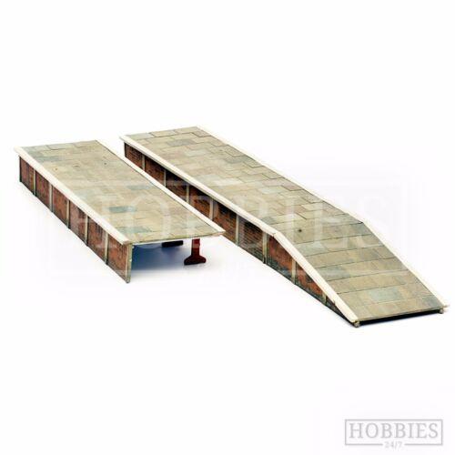Dapol Plastic Model Building Kits OO HO Gauge Scale Railway Track Side Figures