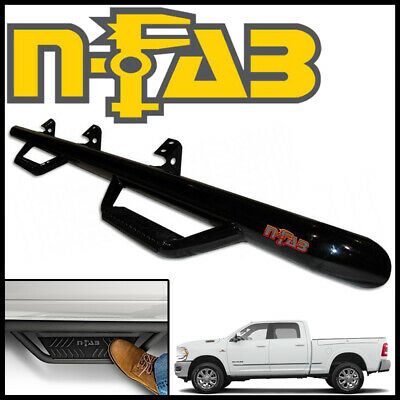 N-FAB Podium LG HPC1575CC-TX | Textured Black Cab Length fits Chevy-GMC 2500 // 3500 Crew Cab All Beds 15-16
