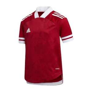 adidas Boys Condivo 20 Soccer Training Jersey Youth Football Shirt ...