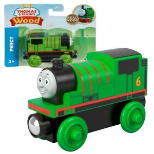 Percy-Mattel-GGG30-Wooden-Railway-Locomotive-2019-Thomas-amp-Friends